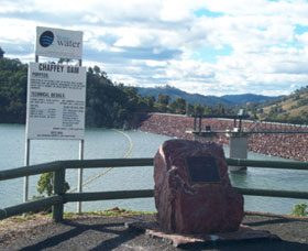 Chaffey Dam - Whitsundays Tourism