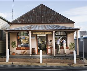 Tenterfield Saddler - Whitsundays Tourism