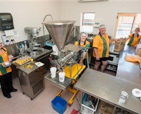 Mammino Gourmet Ice Cream - Whitsundays Tourism