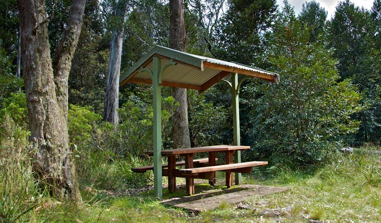 Devils Hole lookout walk and picnic area - Whitsundays Tourism