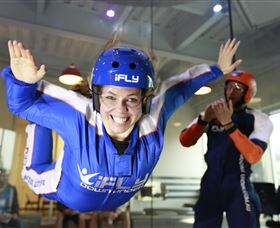 iFly Indoor Skydiving - Whitsundays Tourism