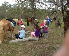 The Saddle Camp - Whitsundays Tourism