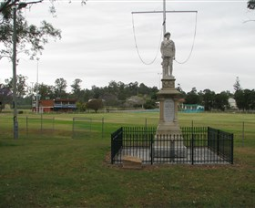 Ebbw Vale Memorial Park - Whitsundays Tourism