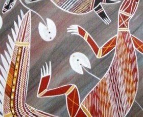 Outback Art - Whitsundays Tourism