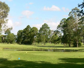 Casino Golf Club - Whitsundays Tourism