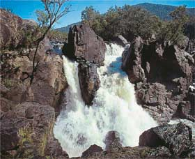 Clarence Gorge - Whitsundays Tourism