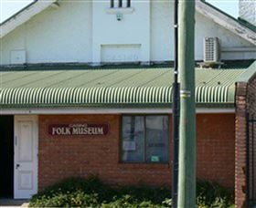 Casino Folk Museum - Whitsundays Tourism