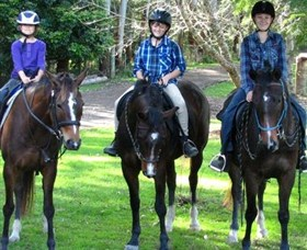 Kings Creek Saddle Club - Whitsundays Tourism
