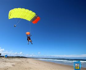 Skydive Oz Batemans Bay - Whitsundays Tourism