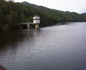 Clarrie Hall Dam - Whitsundays Tourism