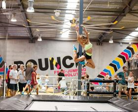 Bounce Inc Trampoline Park - Whitsundays Tourism