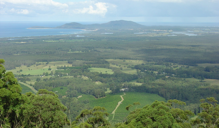 Yarriabini lookout