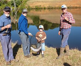 Natone Hills Fly Fishery - Whitsundays Tourism