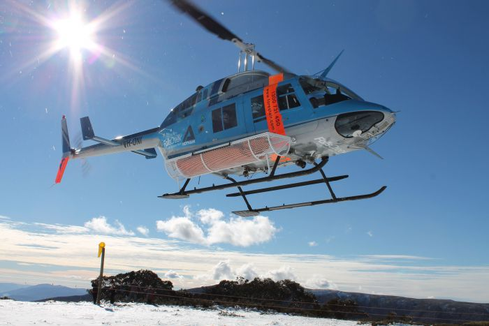 Forest Air Helicopters - Whitsundays Tourism