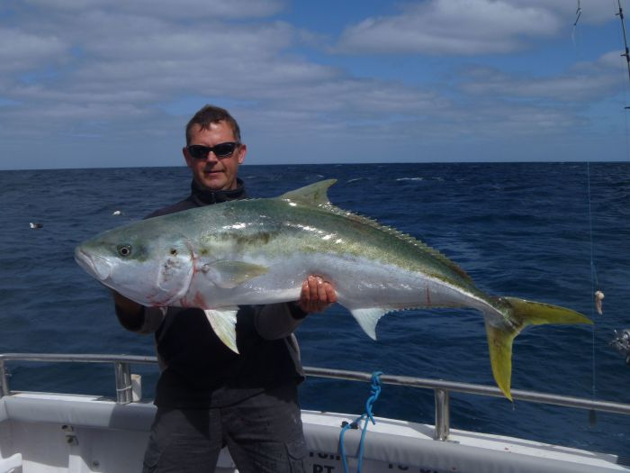 Reef Encounters Fishing Charters.