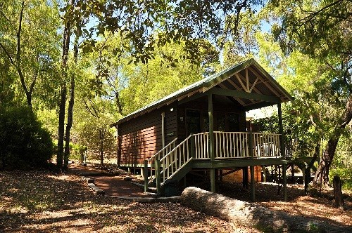 Riverglen Chalets - Whitsundays Tourism