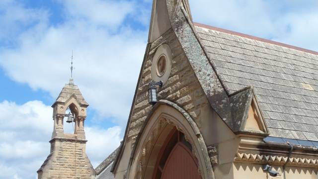 All Saints' Anglican Church - Whitsundays Tourism