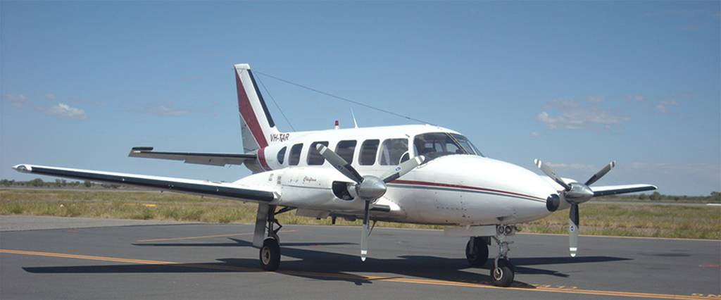 Northern Territory Air Services - Whitsundays Tourism