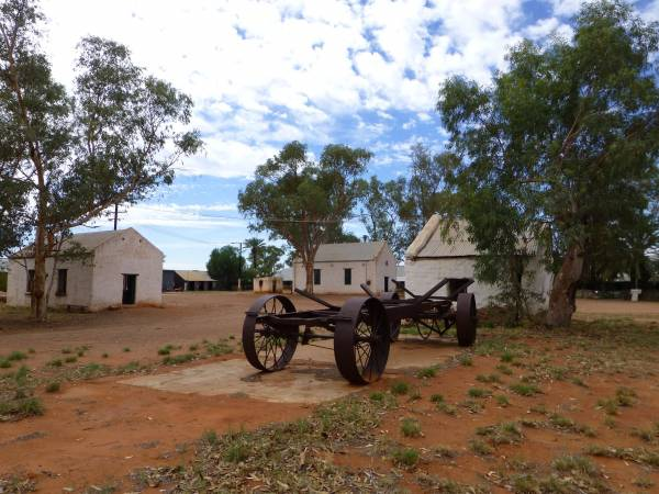 Hermannsburg Historical Precinct - Whitsundays Tourism