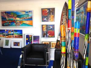 Jeffrey Baker Art - Whitsundays Tourism