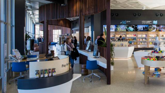 Canberra and Region Visitors Centre - Whitsundays Tourism
