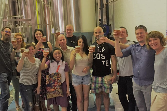 CanBEERa Explorer Capital Brewery Full-Day Tour - Whitsundays Tourism