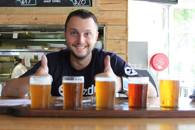 Capital 3in3 - 3 Craft Beer Hotspots in 3 Hours - Whitsundays Tourism