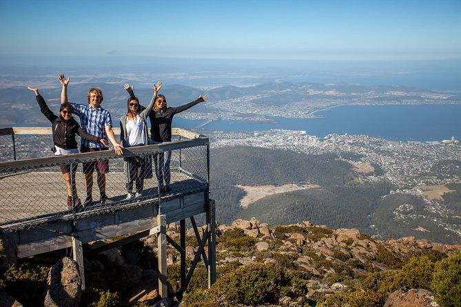 Mt Field National Park Active Day-Trip Including Bonorong and Mt Wellington - Whitsundays Tourism