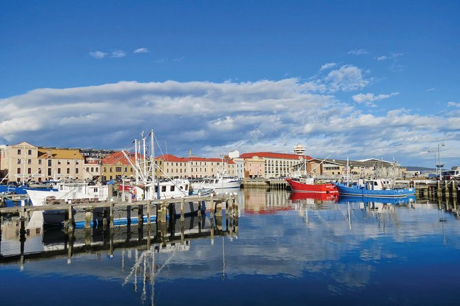 Hobart Historic Walking Tour - Whitsundays Tourism