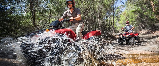 Quad Bike -Hour Adventure Freycinet National Park