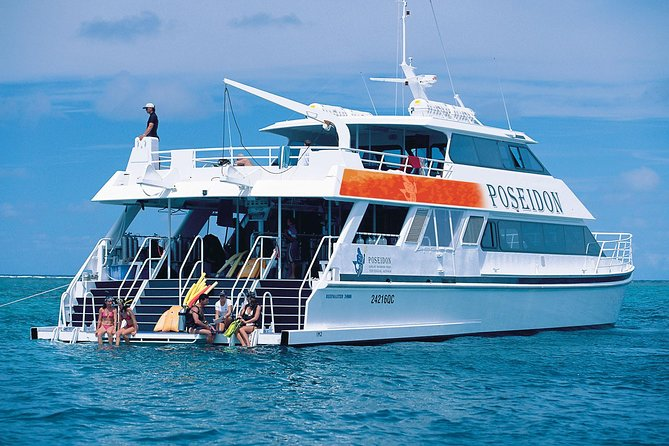 Poseidon Outer Great Barrier Reef Snorkeling and Diving Cruise from Port Douglas - Whitsundays Tourism