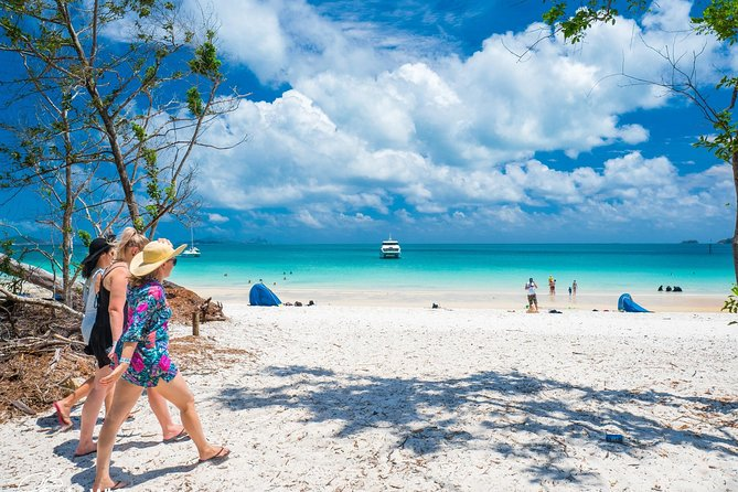 Whitehaven Beach Half-Day Cruises - Whitsundays Tourism
