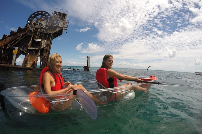 Moreton Island Day Trip from Brisbane or the Gold Coast Including Kayaking and Sandboarding - Whitsundays Tourism