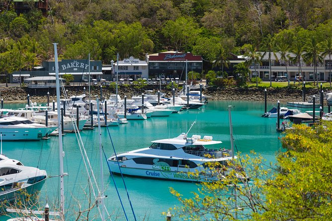 Whitsunday Islands Hopper Pass - Whitsundays Tourism