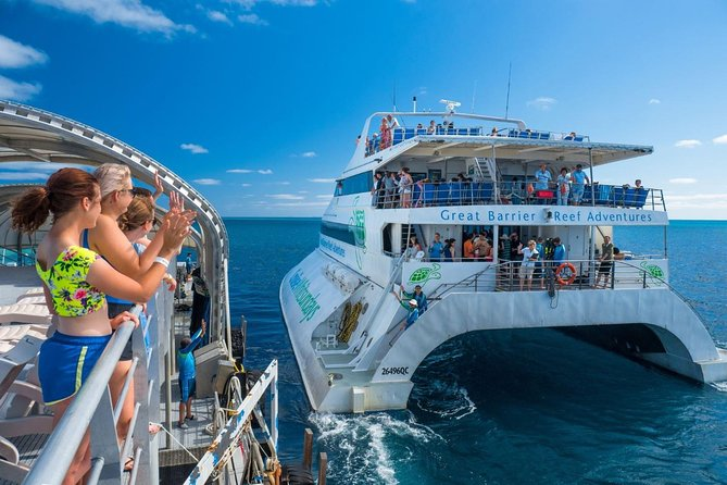 2-Day Great Barrier Reef Reefsleep Experience - Whitsundays Tourism