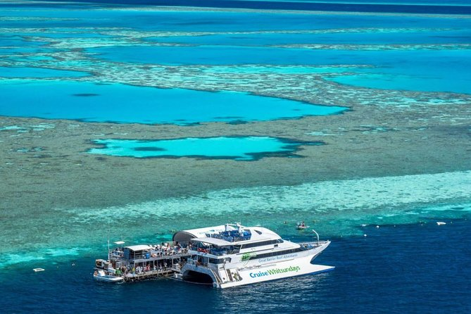 Great Barrier Reef Day Cruise to Reefworld - Whitsundays Tourism