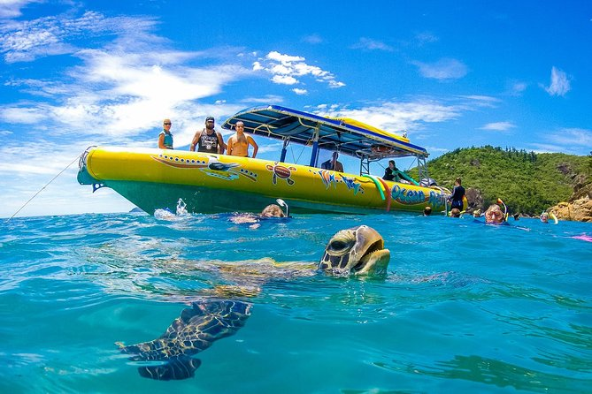 Ocean Rafting Tour to Whitehaven Beach - Whitsundays Tourism
