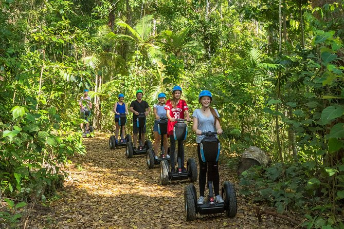Whitsunday Segway Rainforest Discovery Tour - Whitsundays Tourism