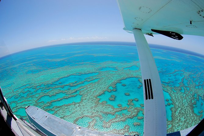 Best of the Whitsundays Seaplane Tour Including Whitehaven Beach Landing - Whitsundays Tourism