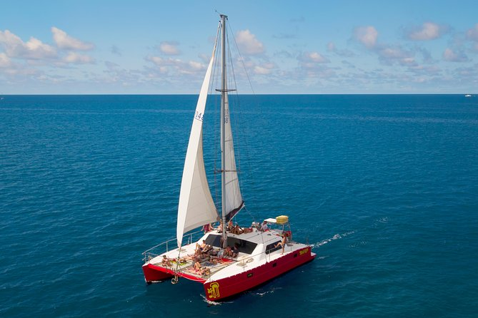 2-Night Whitsunday Islands All-Inclusive Sailing Tour from Airlie Beach - Whitsundays Tourism