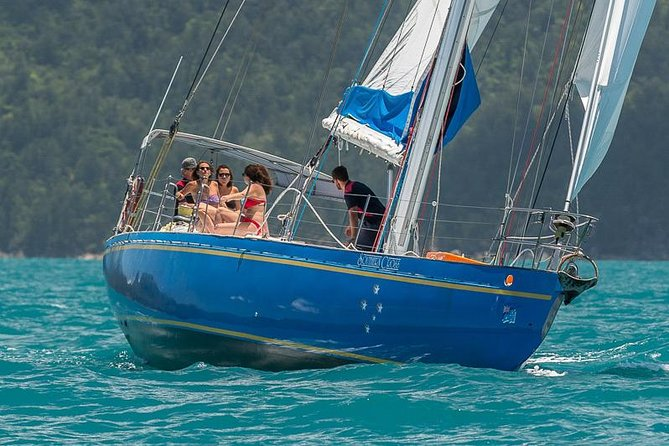 Whitsundays Sailing Experience on America's Cup Yacht Southern Cross - Whitsundays Tourism