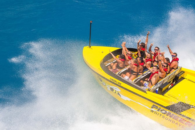 Airlie Beach Jet Boat Thrill Ride - Whitsundays Tourism