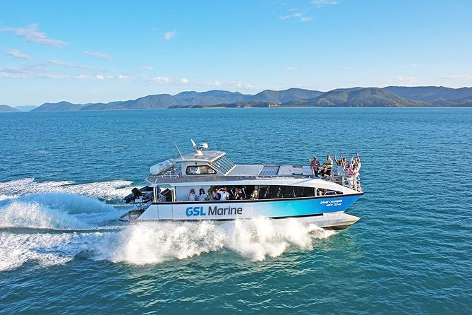 Whitsunday Island Boat Adventure - Whitsundays Tourism