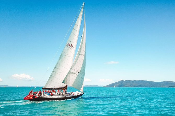 Condor Whitsundays Maxi Sailing (2 Days, 2 Nights) - half a double bed