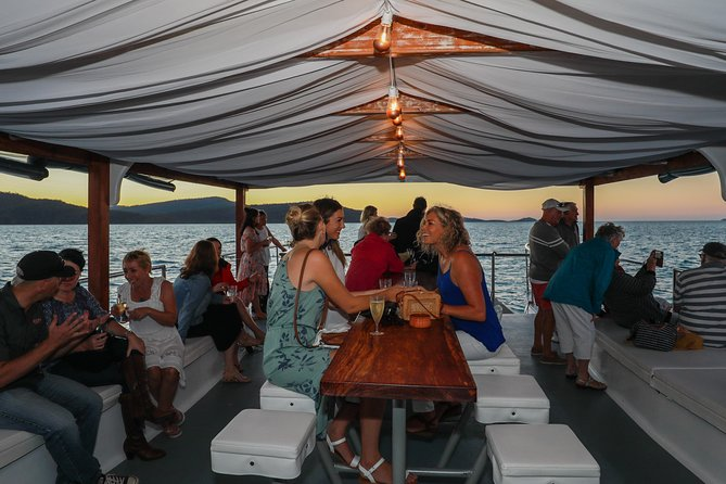 Sundowner Sunset Cruise Airlie Beach - Whitsundays Tourism