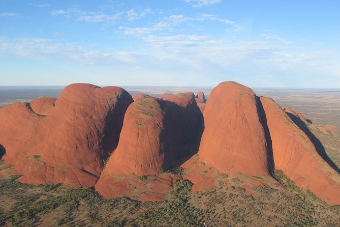 Kata Tjuta and Uluru Grand View Helicopter Flight - Whitsundays Tourism