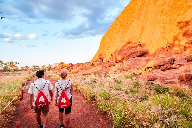 Uluru Sunrise and Guided Base Walk - Whitsundays Tourism