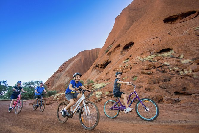 Outback Cycling Uluru Bike Ride - Whitsundays Tourism