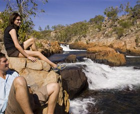 Crystal Falls - Whitsundays Tourism