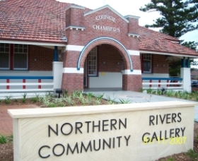 Northern Rivers Community Gallery - Whitsundays Tourism